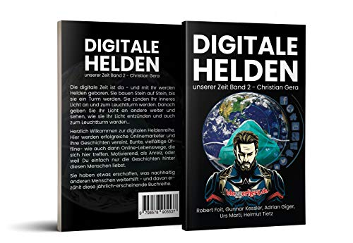 Robert Foit in Digitale Helden 2 erschienen